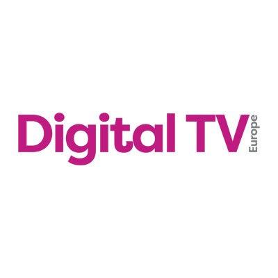 Digitial Tv Europe Logo