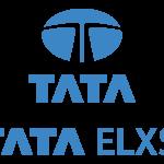 TATA ELXSI with TATA logo
