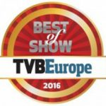V-Nova 'Best of Show' Award Completes Successful IBC for Video Compression Innovator