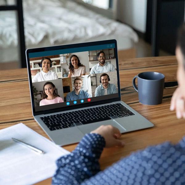 V-Nova - Video Compression Application - Video Conferencing